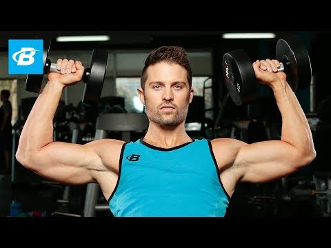 Dumbbell Shoulder Press | Exercise Guide