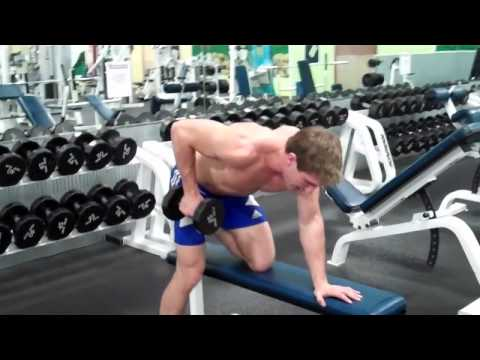 How To: Tricep Kickback (Dumbbell)