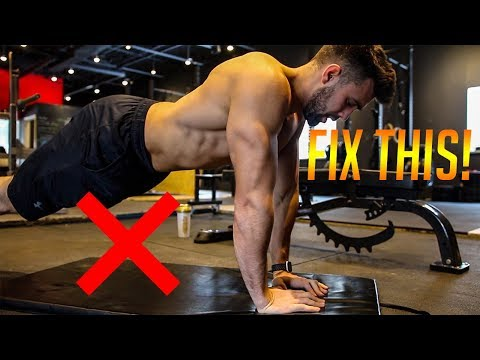 How to PROPERLY Diamond Push-Up (Close Grip Push-Up) For Muscle Gain
