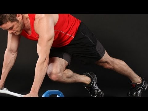 Cross Body Mountain Climbers - TheDailyHiit