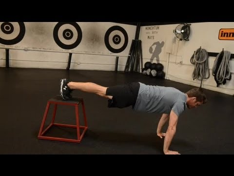 Muscles Worked With Decline Push-Ups : Office Exercises & More