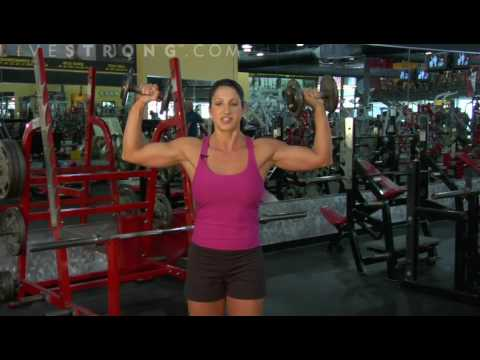 How to Do a Dumbbell Shoulder Press