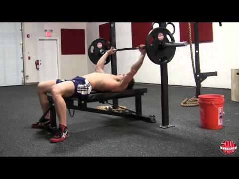 How To: Barbell Bench Press (The Set-Up)
