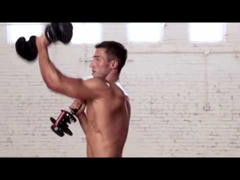 Bowflex® How-To | Dumbbell Uppercuts for Beginners