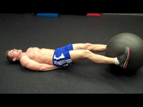 How To: Leg-Lift with Ball Version 1