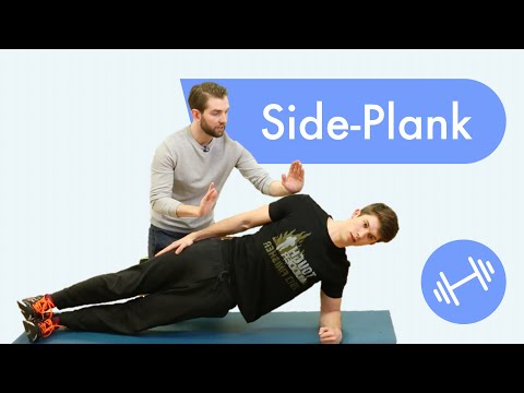 How to do the perfect Side Plank and most common mistakes