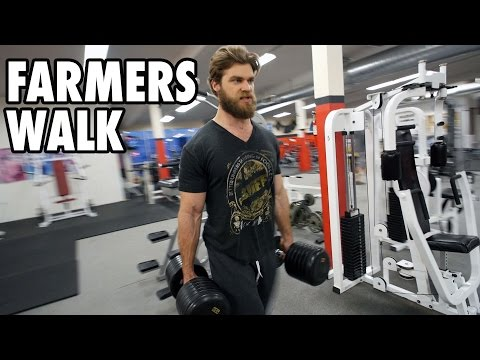 FARMERS WALK   How-To Exercise Tutorial