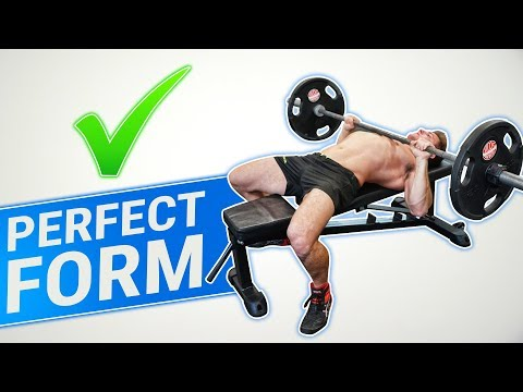 How To: Barbell Bench Press | 3 GOLDEN RULES (MADE BETTER!)