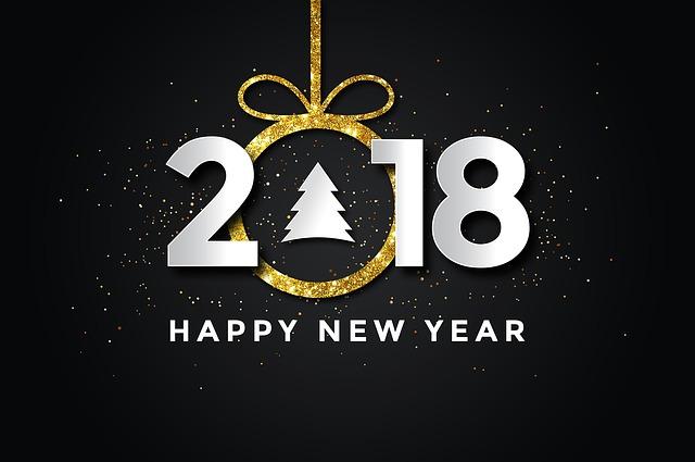 De beste wensen voor 2018 namens Hijhem!