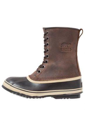 Sorel heren boots zijn zo'n beetje het beste wat een man kan krijgen qua winterschoenen