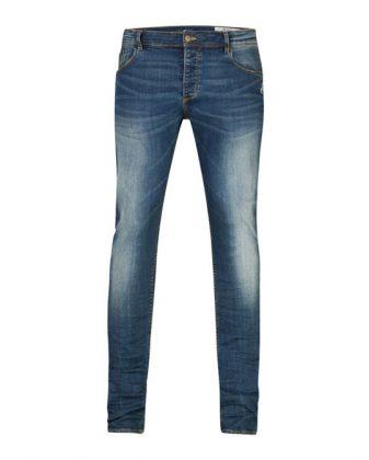 Deze super stretch jeans voor heren van WE Fashion zijn stylish en niet al te duur