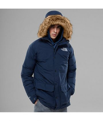 Met deze The North Face jas voor heren overleef je elke winter!