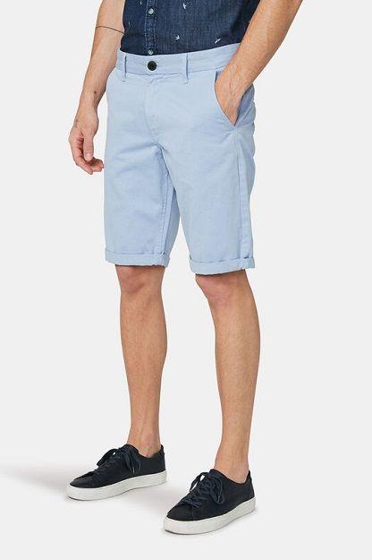 Chino shorts voor heren zijn perfect voor wat meer formele gelegenheden.