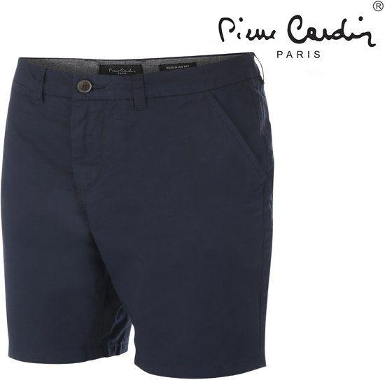 Pierre Cardin shorts voor heren zijn opvallend maar cool.
