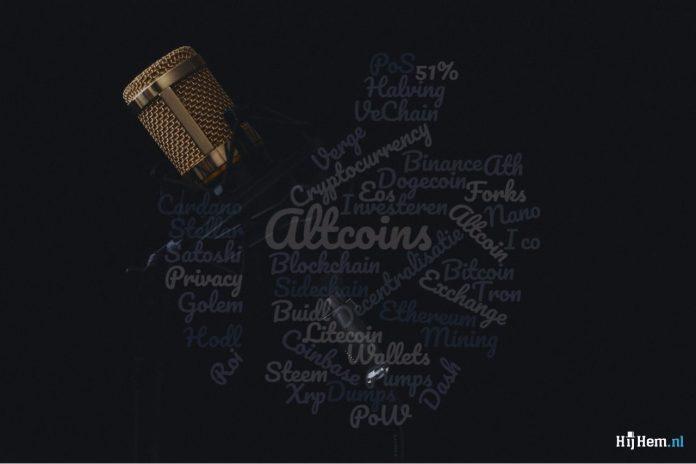 Check nu de derde aflevering van onze crypto podcast over altcoins kopen.