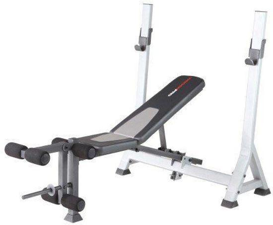 Dit is zonder twijfel de beste fitnessbank van Weider!
