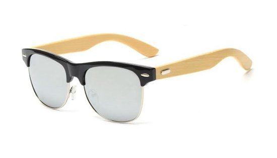 Ook Woodiful maakt goede zonnebrillen.