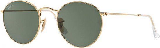 Deze Ray-Ban zonnebril is mooi, zit lekker en staat goed.