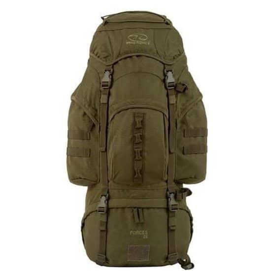 Dit is wat ons betreft de beste backpack van Highlander.