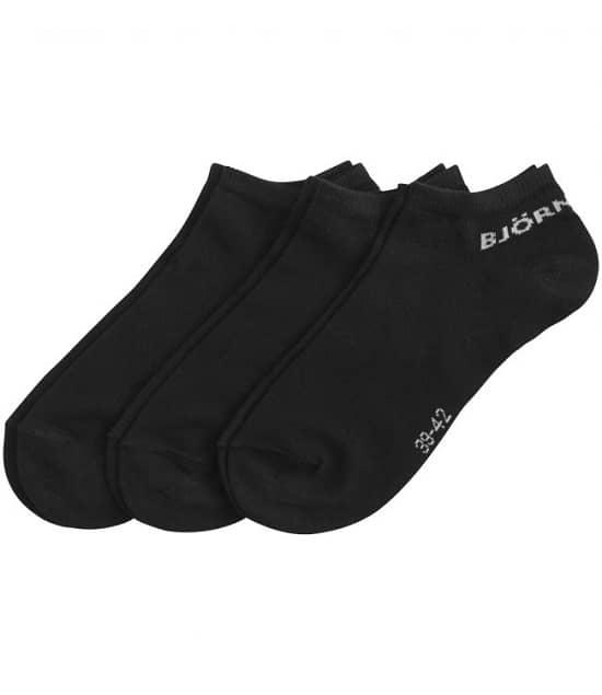 Zoek je goede sneakersokken van een bekend merk? Dan moet je deze van Björn Borg hebben!