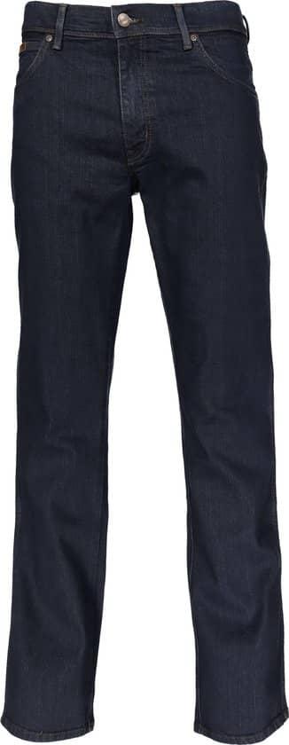 Dit is de beste jeans voor heren van Wrangler: regular fit, hoge kwaliteit en betaalbare prijs.