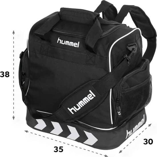 Deze tas van hummel is op dit moment de beste sporttas met schoenenvak.