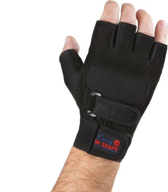 Hier zie je de beste fitness handschoenen van Easy in Shape.