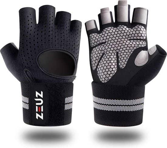 Dit zijn wat ons betreft de beste fitness handschoenen zonder vingers.